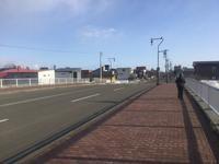 栗山駅まで散歩 - 木の工房るか   Gallery Diary