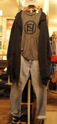 Fendi & Silk outer (MEN'S) - carboots