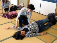 2月24日、3月9日 骨盤体操教室開催しました - 子育てサークル たんぽぽの会