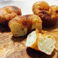 揚げたてベーグル - 福岡で自家製酵母のパン教室をはじめました/ Danchi ダンチ