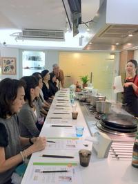 台湾料理教室その2「海南チキンライスレッスン」 - mahoのテーブルから