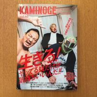 KAMINOGE vol.60 - 湘南☆浪漫