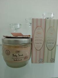 日本から届いたものVol.1  ♡ SABON サボン - Orchid◇girL in Singapore Ⅱ