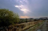 川沿い(その7) - そぞろ歩きの記憶
