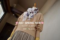 """🌸2017 Spring New Spiral's Select...3/25sat🌸"" - SHOP ◆ The Spiralという館~カフェとインポート雑貨のある次世代型セレクトショップ~"
