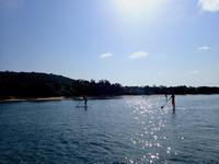 "Beach yoga&SUP ""Surya"" - 石垣島ヨガスタジオ Srishti Studio"