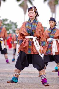 2016第13回赤穂でえしょん祭りその41(恋) - ヒロパンの天空ウォーカー