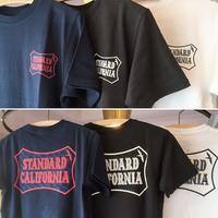 スタンダード・カリフォルニア オーシャンシールドロゴTee - BEATNIKオーナーの洋服や音楽の毎日更新ブログ