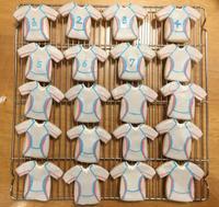 ユニフォームクッキー - 調布の小さな手作りお菓子・パン教室 アトリエタルトタタン