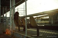 The sunset left over - 一雫  -ひとしずく-
