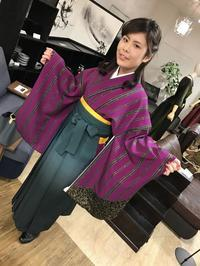 袴女子☆ - MEDELL STAFF BLOG