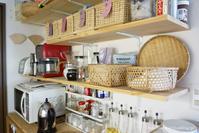 + キッチンの模様替え - 住まいの12の備忘録