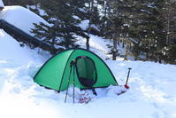 シングルウォールテントを使ってみての感想 エスパース デュオX - 週末は山にいます