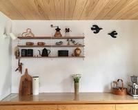 キッチンのストリングポケット模様替え&北欧ヴィンテージ食器でフレンチトースト - 10年後も好きな家