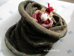 * プリマヴェーラの腹巻き帽子 - フランス Bons vivants idees d'aujourd'hui