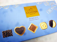【GODIVA】BISCUIT ASSORTMENT - 池袋うまうま日記。