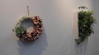 ハンドメイドのリース飾り - 遠絡療法 ペレス・テラキ治療室 東京