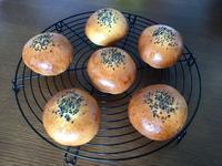 あんパン - カフェ気分なパン教室  ローズのマリ