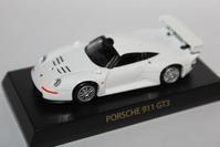 1/64 Kyosho PORSCHE 911 GT1 1996 - 1/87 SCHUCO & 1/64 KYOSHO ミニカーコレクション byまさーる