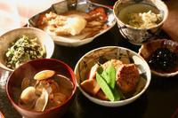 夜は和食 - マドモアゼルジジの感光生活