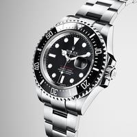 Basel 2017 - Rolex Oyster Perpetual Sea-Dweller 43mm Red - Vintage-Watch&Car ♪