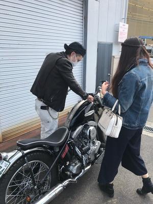 明日のツーリングは中止 - Cyla motorcycle DEPT.