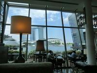 """マリーナベイサンズを眺めながら~Farewell Afternoon Tea ♡ The Landing Point, THE FULLERTON BAY HOTEL - Singaporeグルメ☆"""" Ⅱ"""
