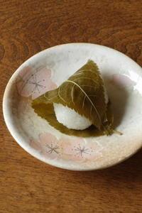 白い桜餅 - Baking Daily@TM5