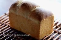 レーズン酵母山食と肉まん - 森の中でパンを楽しむ