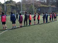 コーディネーショントレーニング - 横浜ウインズ U15・レディース
