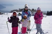 再びスキー - 気まぐれ写真日記