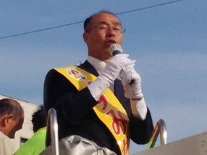 千葉県知事選挙「私には夢がある」・・・明日は投票日 - 谷岡隆(たにおかたかし) 習志野市議会議員