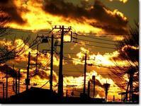 【と】ドラマチックな夕焼け:どらまちっくなゆうやけ - ネコニ☆マタタビ