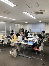 ヴォーグ学園東京校♪生徒さんの作品は帆布とマリメッコの春を感じるワンランク上のマルシェバッグ - neige+ 手作りのある暮らし