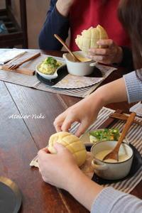レギュラーレッスン NO.3~4^^ - 小さなパンのアトリエ *Atelier Yuki*