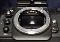 Nikon F4 <はみ出し> - 寫眞機萬年堂   - since 2013 -