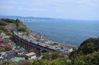 石橋俯瞰 - jellyfishの鉄道撮影日記