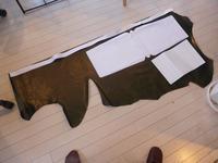 型紙からのカット - 意匠職人CraftsmanshipDesigner町谷一成まちたに建築アートデザインiMacスマートsmartムルティプラmultipla