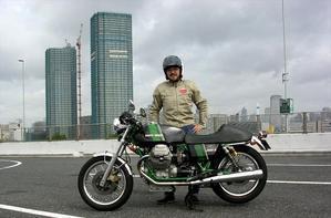 思い出のバイク MOTO GUZZI 1000S - 日曜の朝にはYAMAHAに乗ろう