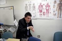 理学療法士が来た! - 健康科学大学 健康科学部 理学療法学科 関口研究室ブログ 「ハイかイエスで答えろ!」