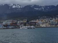 南半球一周の船旅 ペア・タイプ  (14)世界最南端の港町 ウシュアイア チョリソーと蟹が美味 - 隠居の話