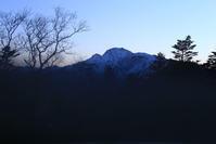 帰路 3日目 170318-20 塩見岳 - 週末は山にいます