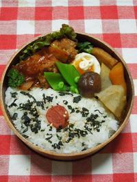 ミニハンバーグ★(^^♪・・・・・さやちゃん弁当 - 日だまりカフェ