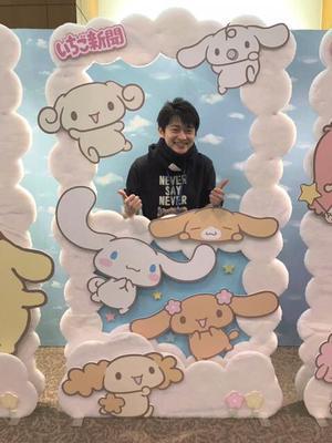 シナモロールっ!!! - 気まぐれにどうでしょう ~下野紘公式ブログ~