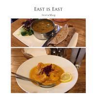 インド、アフガン料理のEast is East - バンクーバー不動産やのカバン持ち