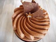 糖質オフのチョコレートケーキ - cuisine18 晴れのち晴れ