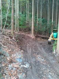 新しい施業地の始まり - 自伐型林業 施業日記