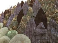 個性ある作品 - 林サヨコ創作キルトの世界