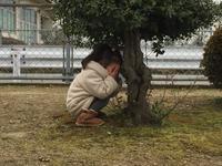 かくれんぼ - kozaru日記