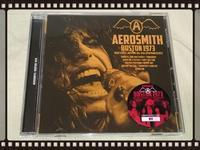 AEROSMITH / BOSTON 1973 - 無駄遣いな日々
